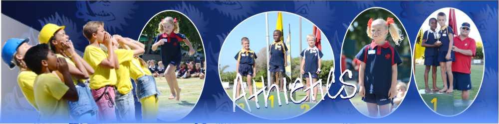 Eversdal primary school athletics for Extra mural program